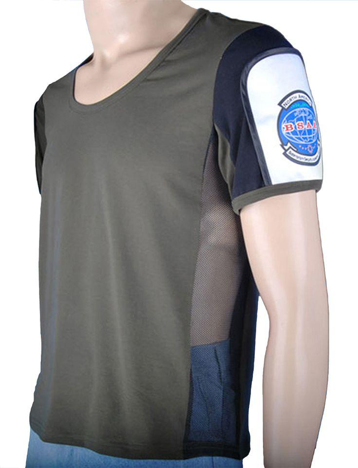 Resident Evil Chris Redfield cosplay costume geek costume fancy t-shirt
