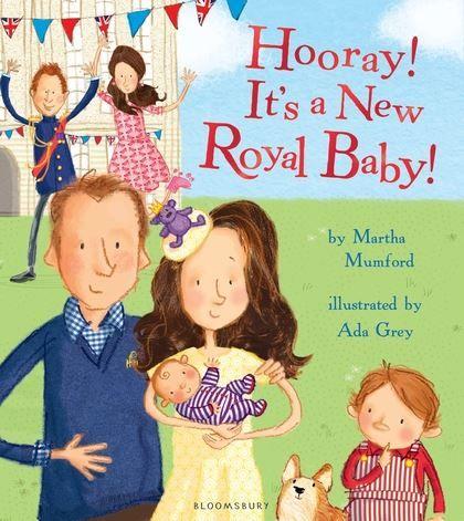 Hooray!  It's a New Royal Baby!