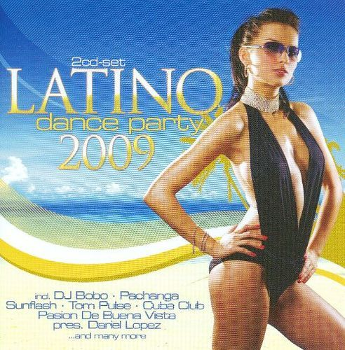 Latino Dance Party 2009 [CD]