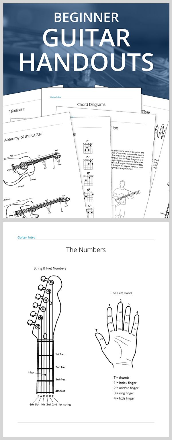 238 best Guitar tips images on Pinterest   Guitars, Music and Guitar ...
