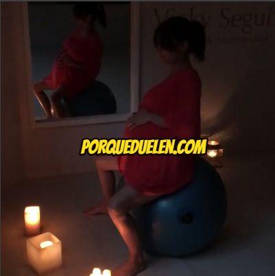 Como Duelen Las Contracciones De Parto #embarazo #pregnant #salud  #mujer
