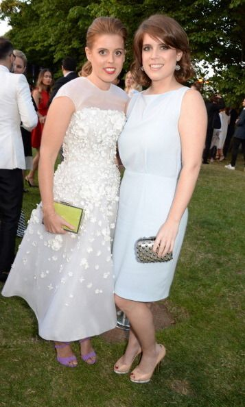 The sisters spent a day together while attending The Serpentine Gallery Summer Party in London.