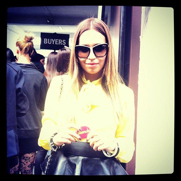 Cosmogirl Ilaria Semeraro #cosmofw