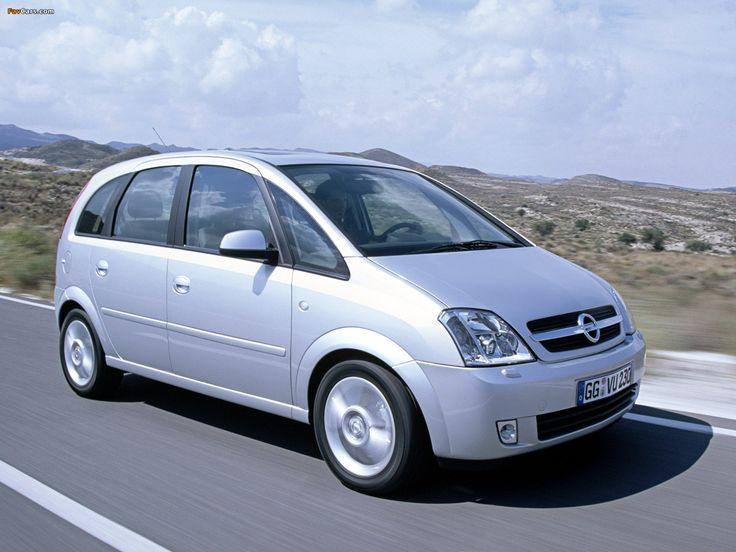 Opel Meriva 2003. someday I own one.