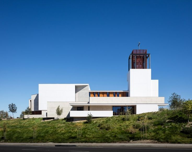 St. Thomas More Catholic Church / Renzo Zecchetto Architects Design Ideas