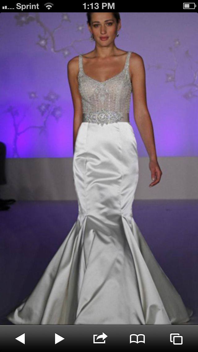 44 best Designers-Lazaro images on Pinterest | Vestidos de novia ...