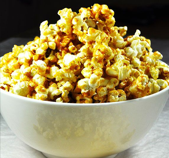 Caramel Popcorn Nutrition Facts