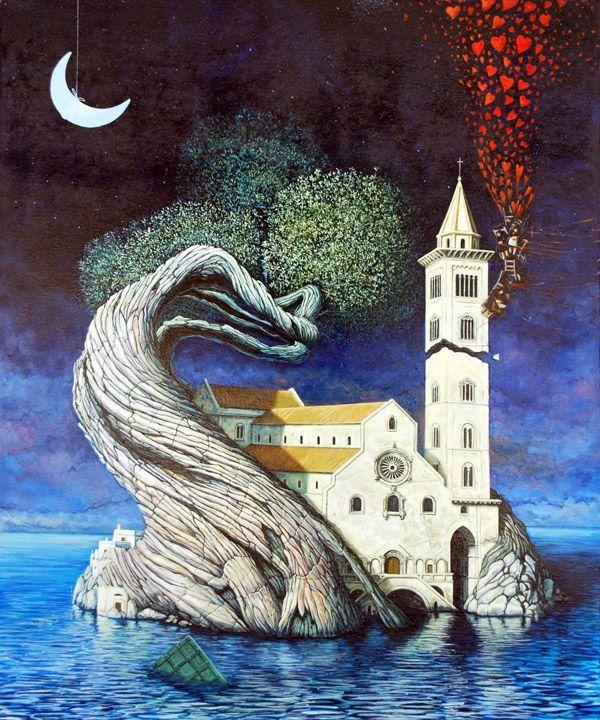 Antonio Caramia9 Artworks by Antonio Caramia