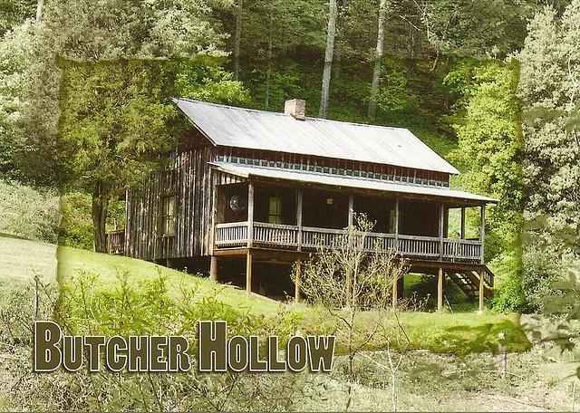 Butcher Hollow - Van Lear, KY