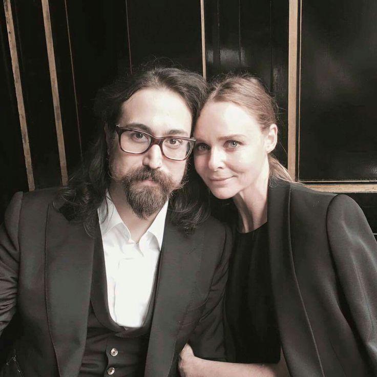 Sean Lennon and Stella Mc Cartney