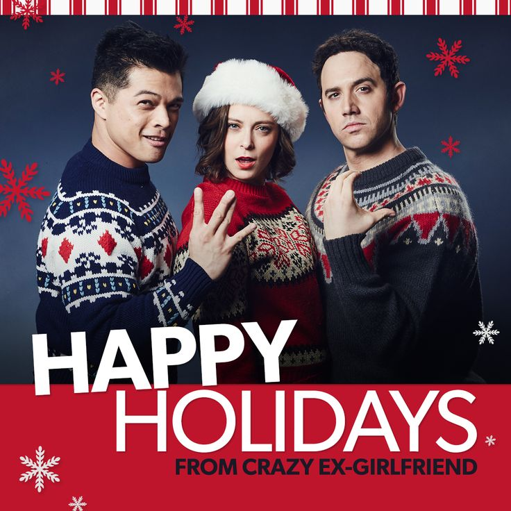 Give the gift of Crazy Ex-Girlfriend this holiday season and turn your friends and family onto free full episodes: http://www.cwtv.com/shows/crazy-ex-girlfriend