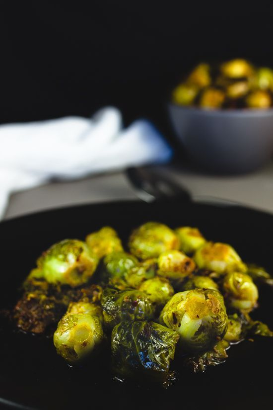 Instant Pot Brussels Sprouts- San Francisco|Chef|Food Blogger|Easy Recipes
