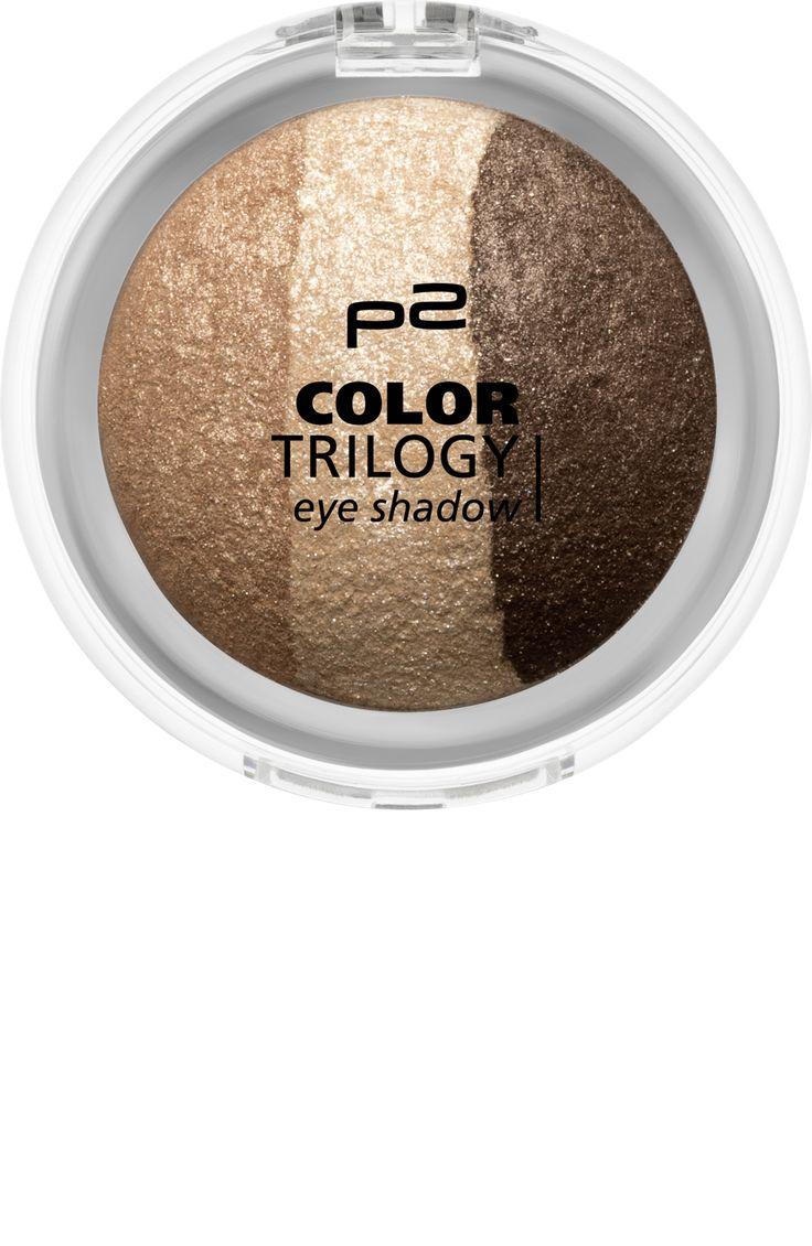 Lidschatten color trilogy eye shadow 040