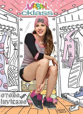 catalogo de calzado cklass urban otoño invierno