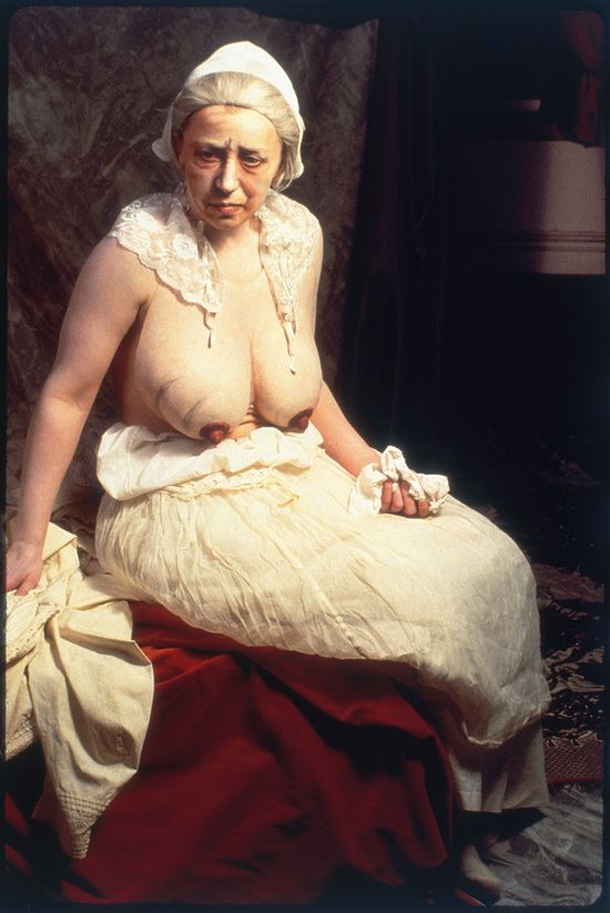 Cindy Sherman Nude 76