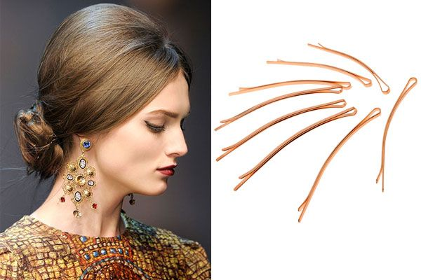 Get Gorgeous Hair for Fall  - Chic Twist, L. Erickson's in gold