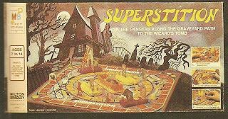 The Haunted Closet: Spooky Board Games...................................................................Please save this pin... ........................................................... Visit!.. http://www.ebay.com/usr/prestige_online