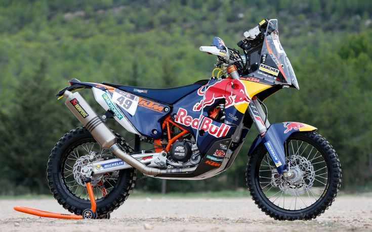 2016 KTM Factory Dakar Rally Team   DERESTRICTED