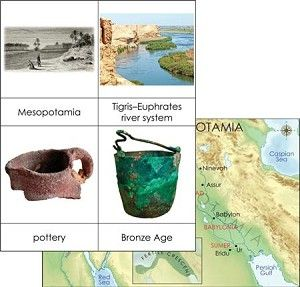 Ancient Civilizations - Mesopotamia
