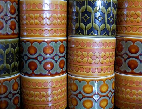Flickriver: Most interesting photos from Hornsea pottery collectors pool
