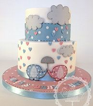 Laura Jane Cake Design - Wedding Cakes Walsall | . Christening and Baby Shower Cakes .