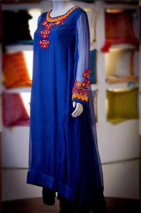 Sanz Stylish Eid Dresses Collection 2012-13 For Women and Girl