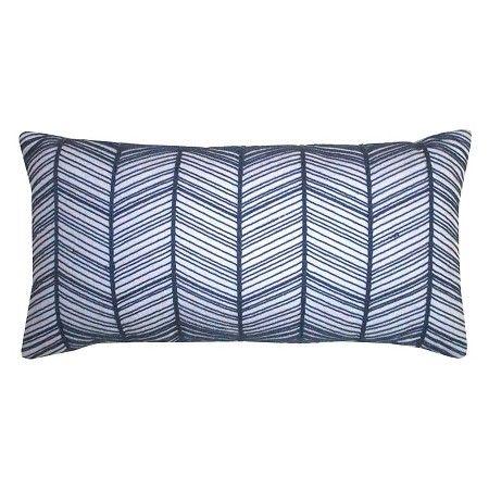Lumbar Pillow - Blue - Threshold™ : Target
