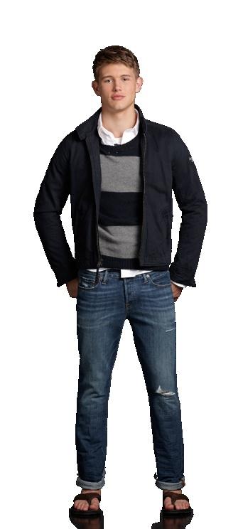 Abercrombie men   (etermall.com)