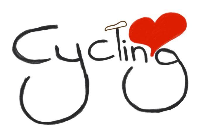 Cycling, I <3 you.