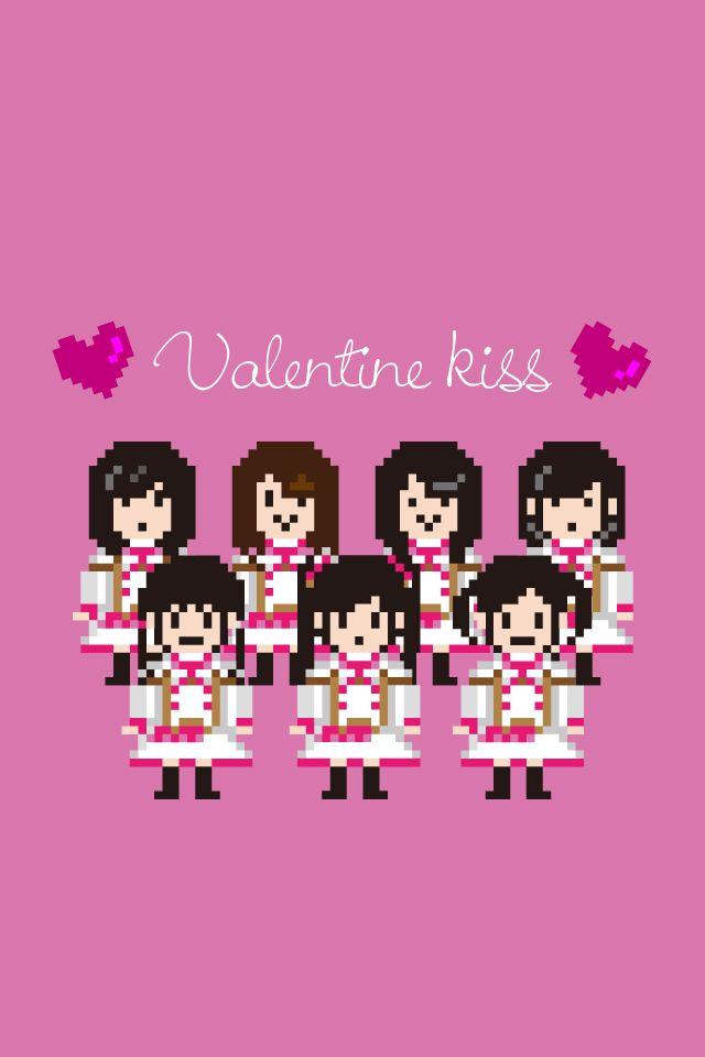 お次の名古屋アイドルDD会は、バレンタインだと言う事で どうしても、まゆゆが書きたかったのです。 渡り廊下走り隊 バレンタインデーキッス とうとう、AKBグループに手を出してしまった。あわわ。