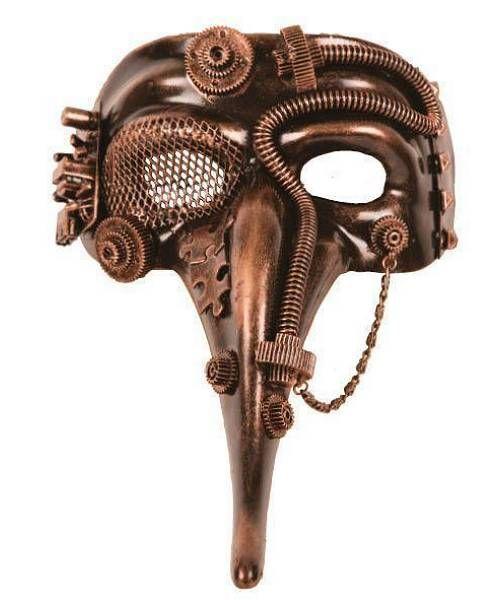 """Résultat de recherche d'images pour """"masque steampunk homme"""""""