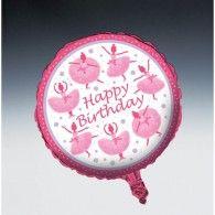 Tutu Much Fun Foil Balloon $9.95  20045905