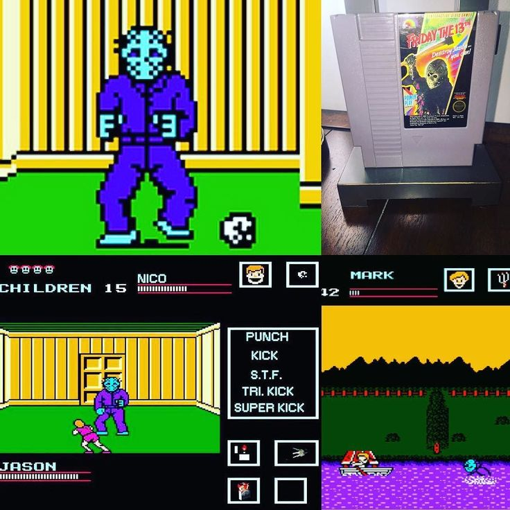 On instagram by an_anti_hero_production #segagenesis #microhobbit (o) http://ift.tt/2o7F0av's been so long since a Friday the 13th Game. Soon we will get to see Jason kill teens on the glorious PS4 here is a throwback to the terrible Ljn game. #snes #genesis #retrogaming #megadrive #atari #n64 #sega  #retro #90s #80s #vintage #collecting #sega #gameboy #nintendo #nintendo64 #8bit ##16bit #playstation #xbox #history #collection #segacd #gaming #gamer #raregames #nes #retron5 #fridaythe13th…