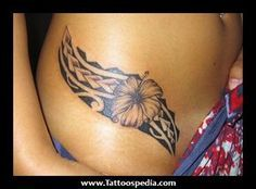 TATTTOOS FOR WOMEN | Tribal Hip Tattoos For Women 1 Tribal Hip Tattoos For Women