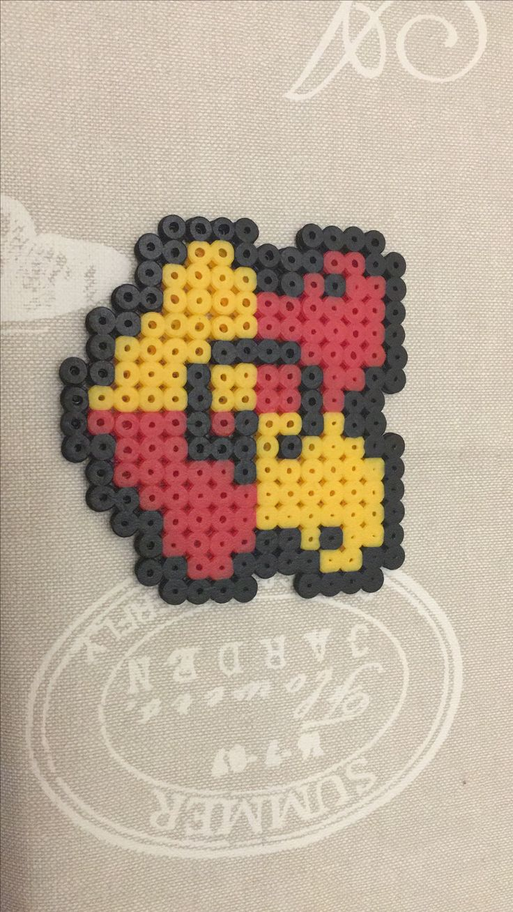 21 besten Mis creaciones - Hama Beads Bilder auf Pinterest | Hama ...
