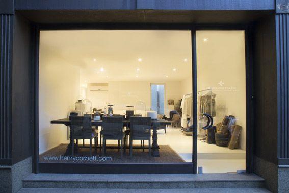 Our Boutique : Fascia