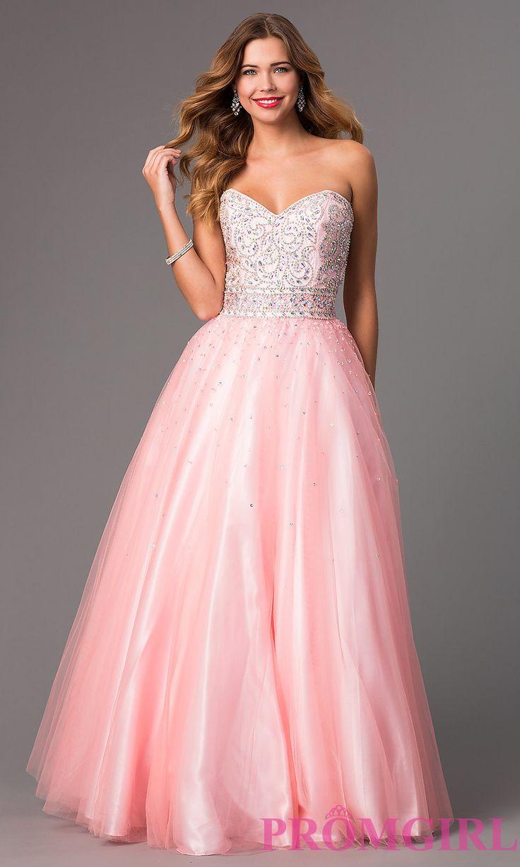 Mejores 168 imágenes de Quinceañera Dresses en Pinterest | Bodas ...