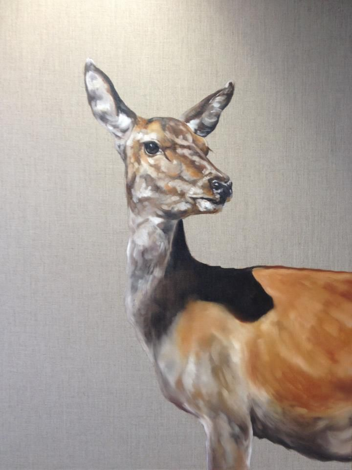 #paintinginprogress Part 3 with Tony O'Connor whitetreestudio.ie