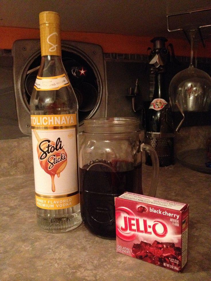 Hot Vodka Drinks For Sore Throat