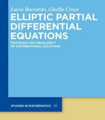 Elliptic Partial Differential Equations PDF