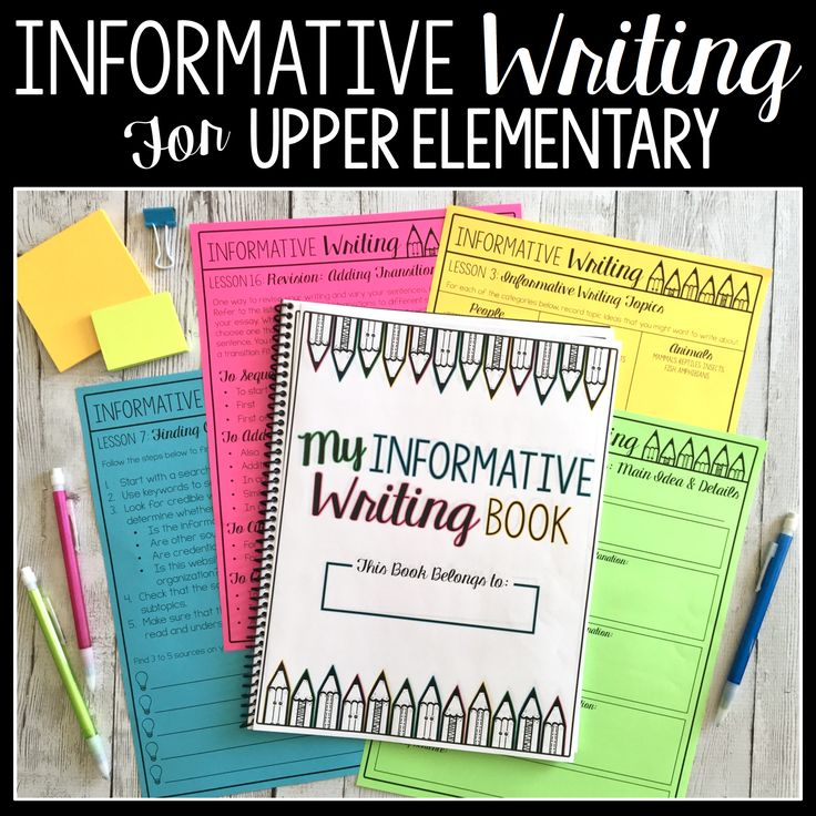 write expository essay elementary How to get good expository essay examples for elementary students elementary students have to write expository essays from time to time this essay genre requires them to evaluate the argument, investigate the situation, discuss the idea, and develop their position.