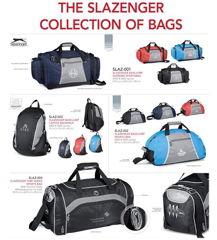 Slazenger Bag Collection