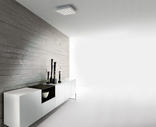 Products Wall-/Ceilling-Luminaires Born 2B LED MOLTO LUCE