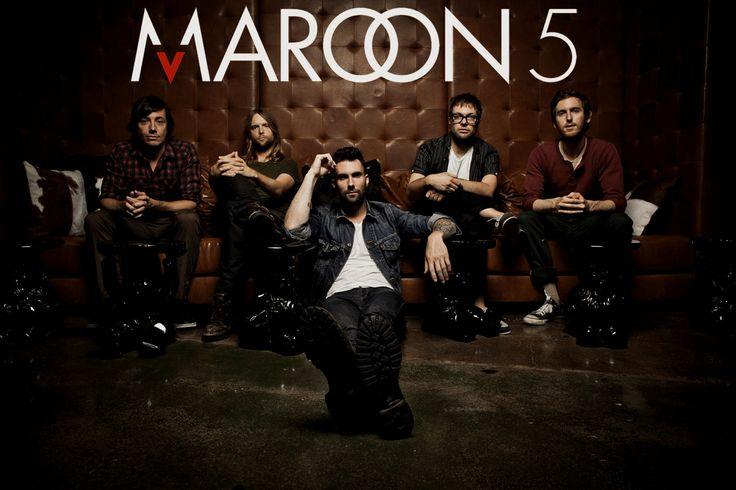 Wallpaper Maroon 5