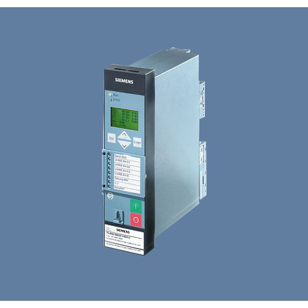 Siemens 7sj80 Siprotec Compact Overcurrent Protection Numerical Relay Current Transformer Siemens Relay
