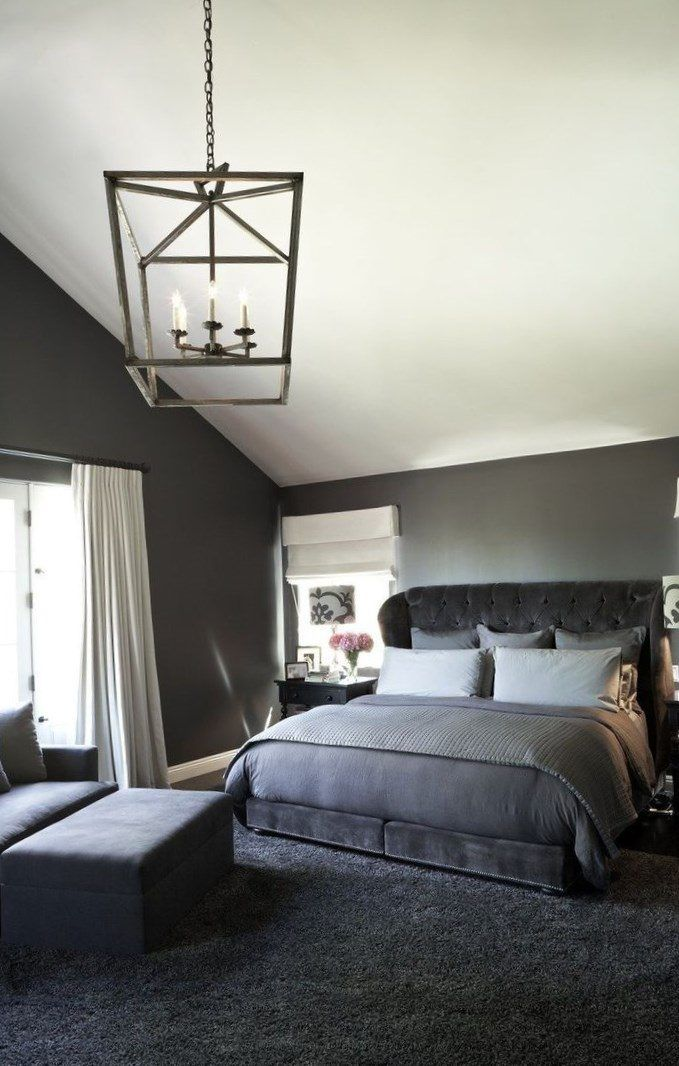 Best 25+ Charcoal grey bedrooms ideas on Pinterest ...