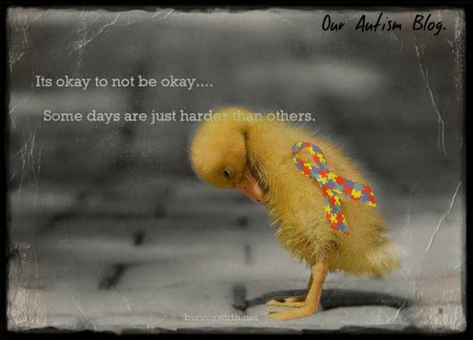 Its OK to not be OK. #autism #asd