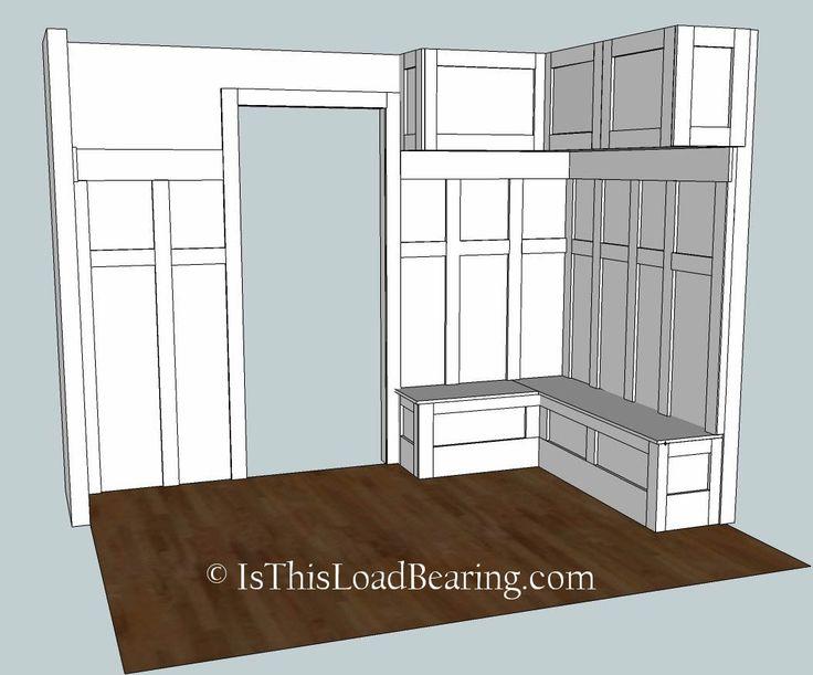 25 Best Ideas About Mudroom Storage Bench On Pinterest Small Storage Bench Mudroom And Wood