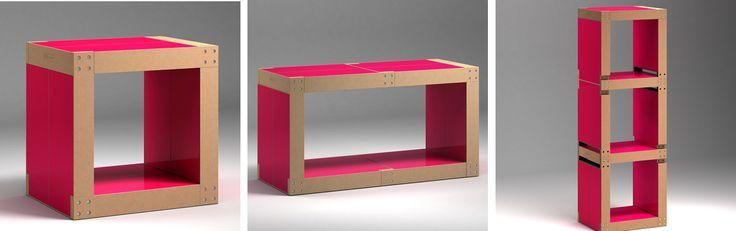 Optez pour du rouge framboise et apportez enthousiasme & vitalité à votre intérieur ! #deco #design http://urlz.fr/1sNL