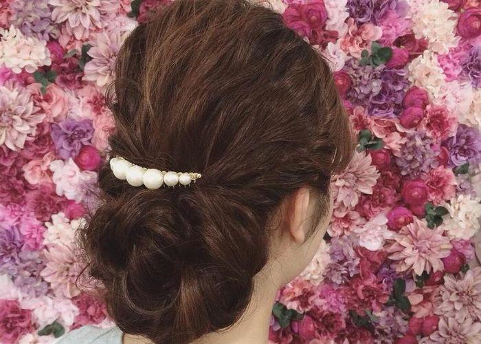 花嫁ヘアの人気no.1♡アップヘアのスタイル別まとめ!